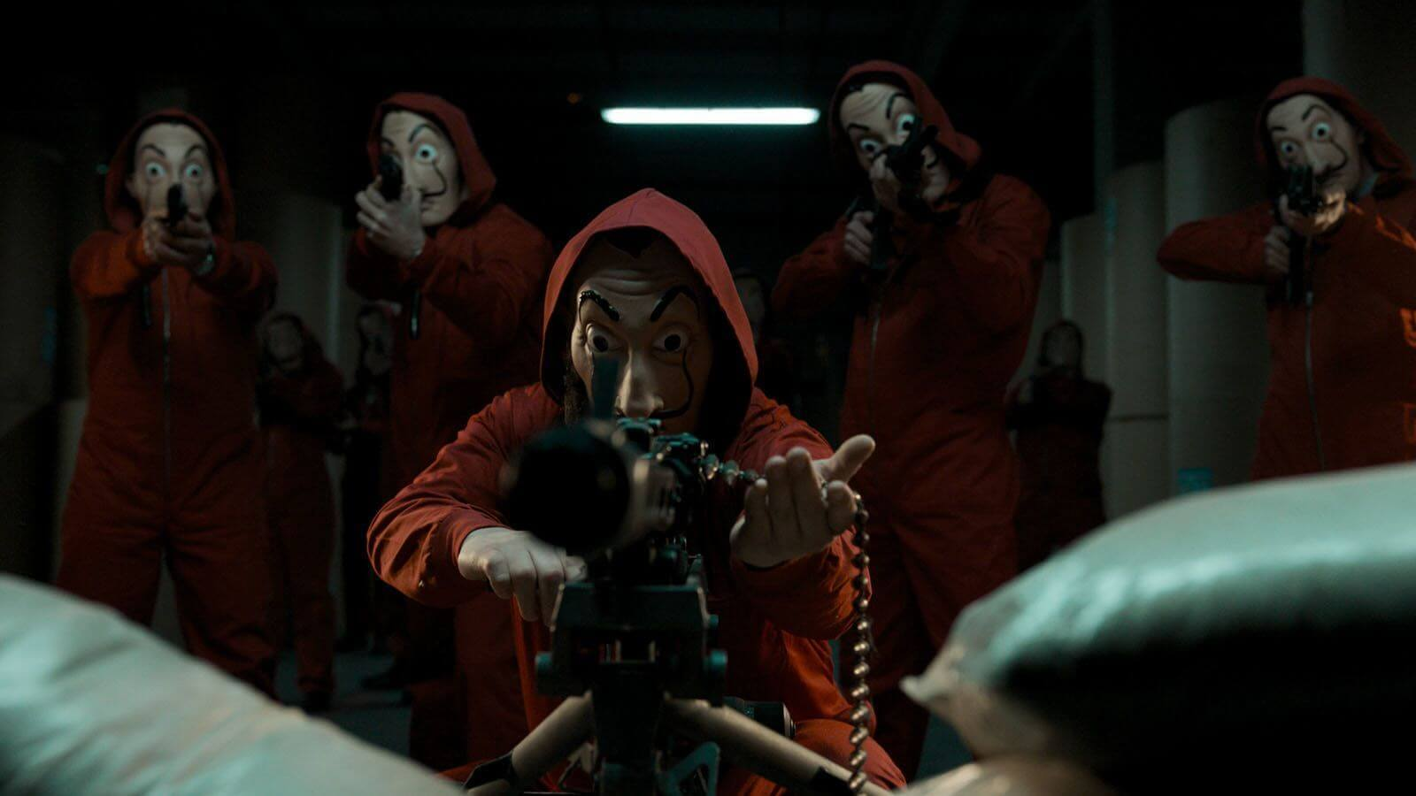 6 Facts you didn't know about La Casa De Papel, aka Money Heist