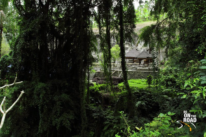 The absolutely gorgeous Gunung Kawi temple tucked amidst pristine greenery