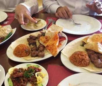 مطعم طوب كابي الرياض السعر المنيو والعنوان