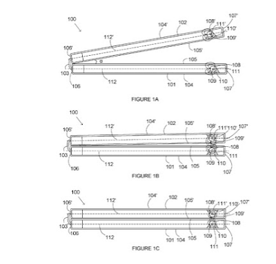 Photos of the new patent reveals new hardware for Microsoft