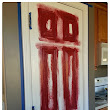 Spicing Up the Pantry Door
