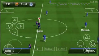 FIFA 18 via PPSSPP v1.06 for Android