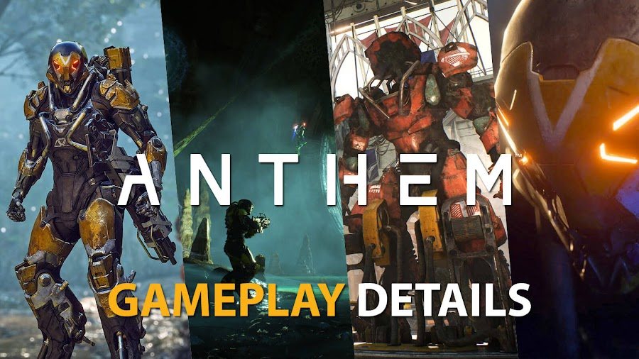 bioware anthem gameplay 2018