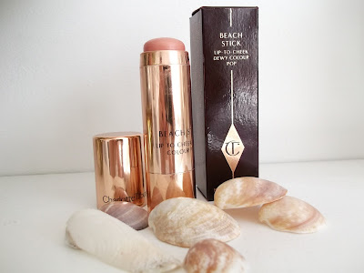 Charlotte Tilbury beach stick review www.thelavenderbarn.blogspot.co.uk.