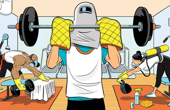How fitness prevents us from being infected from covid 19 virus?