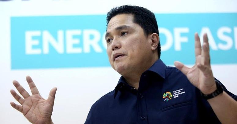 Erick Thohir Janjikan Opening Ceremony Asian Games Spektakuler