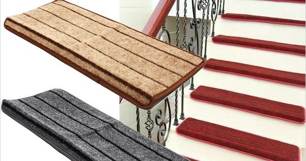 √√ Non Slip Stair Treads Carpet Home Interior Exterior Decor   Non Slip Stair Treads Menards   Rebate   Treads Lowes   Outdoor Stair   Wood   Royal Oak
