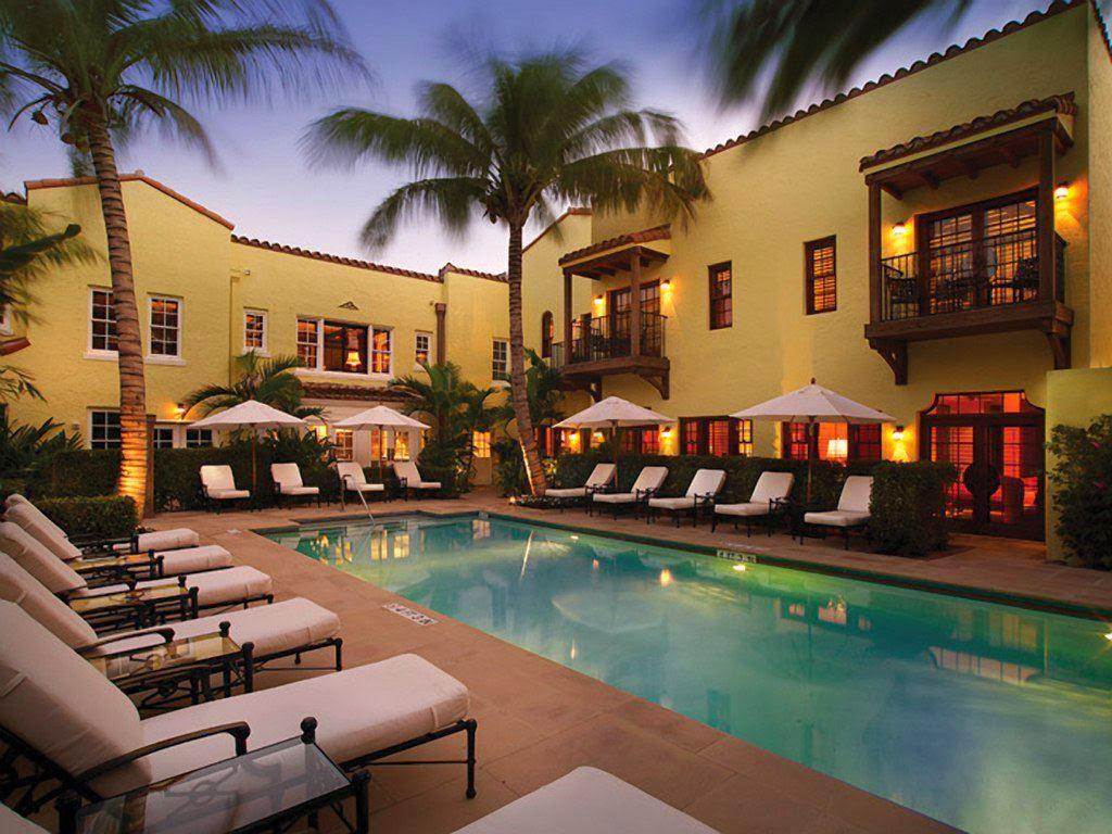 Brazilian Court Hotel & Beach Club, Palm Beach, Florida