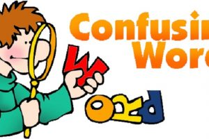 Commonly confused word pairs in English you need to know