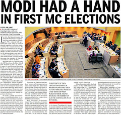 'Modi Had a Hand in First MC Elections' : Article by Satya Pal Jain