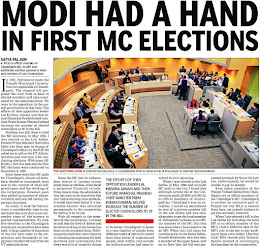 'Modi Had a Hand in First MC Elections' : Article by Satya Pal Jain, Ex-MP & Additional Solicitor General of India