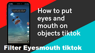 Eyes and mouth filter tiktok | How to get EyesMouth Filter Tiktok