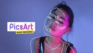 PicsArt Untuk iPhone - Aplikasi Edit Foto