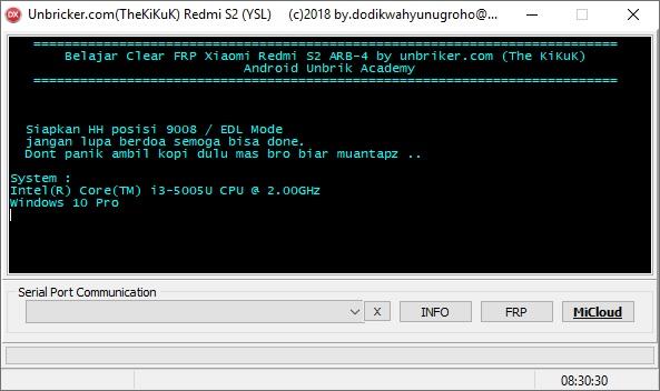 Unlock Micloud Redmi S2 (ysl) Hapus Micloud Redmi S2 (ysl)Bypass Micloud Redmi S2 (ysl)Remove Micloud Redmi S2 (ysl)Fix Micloud Redmi S2 (ysl)Clean Micloud Redmi S2 (ysl)Download MiCloud Clean Redmi S2 (ysl)File Free Gratis MIUI