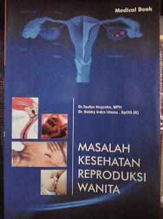 Buku Masalah Kesehatan Reproduksi Wanita