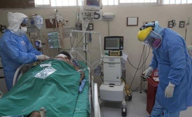 386 personas murieron y 13.305 fueron diagnosticadas en el país