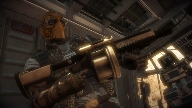 Army Of Two The Devils Cartel - Captura 3