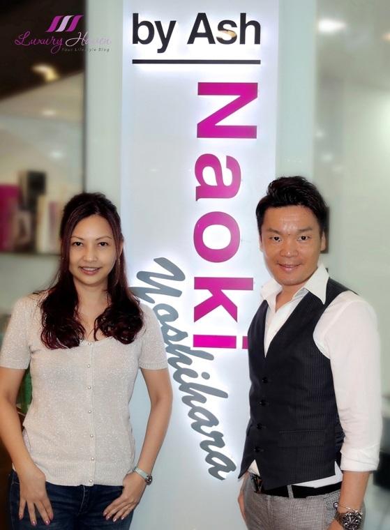 celebrity blogger reviews japanese hair salon naoki yoshihara