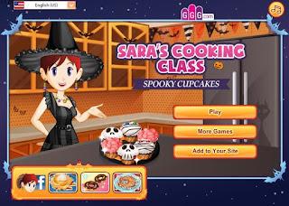 Chơi game món ăn ngày Halloween kinh dị nhất