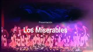"""Presentación con Letra Comparsa """"Los Miserables"""" de Antonio Martínez Ares (1993)"""