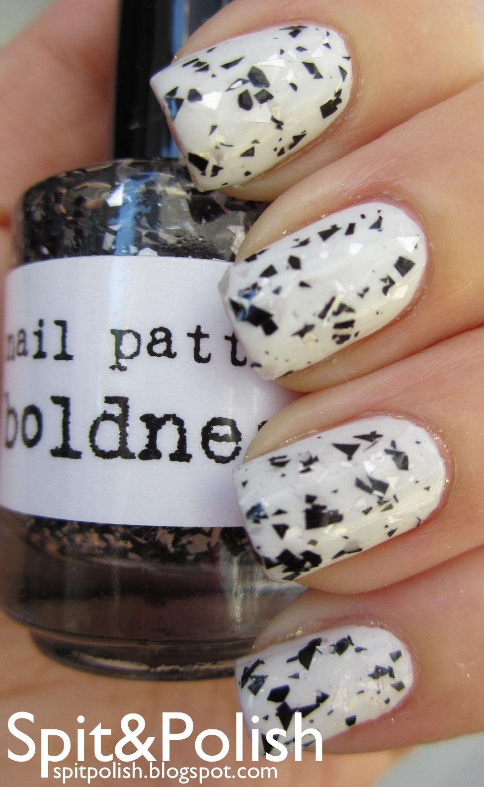Spit & Polish: Nail Pattern Boldness