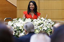 Vice-governadora prestigia a solenidade de 30 anos da Constituição de Sergipe