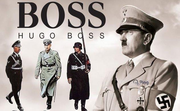 Ο Ναζιστής ιδρυτής της Hugo Boss