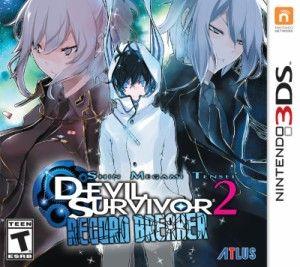 Rom Shin Megami Tensei Devil Survivor 2 Record Breaker 3DS