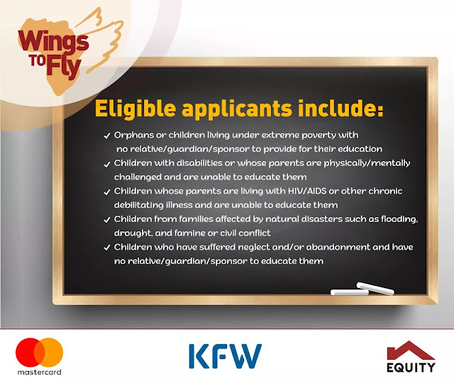 Wings to Fly 2020 sec sch Scholarship qualifications