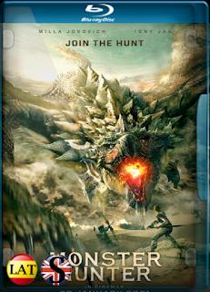 Monster Hunter: La Cacería Comienza (2020) REMUX 1080P LATINO/INGLES