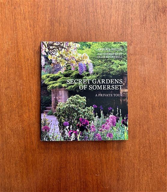 Secret Gardens of Somerset Book