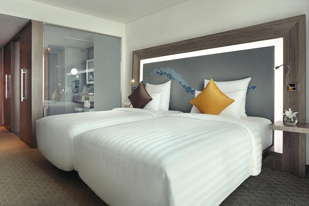 NOVOTEL TANGERANG- REVIEW HOTEL - HARGA TERMURAH TANGERANG