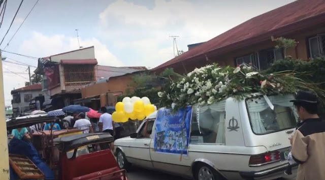 People Were Celebrating During The Burial Of This Student Who Died Because From Leukemia! WHY?