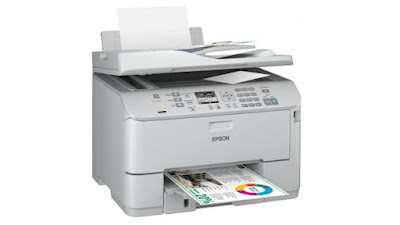 Epson Workforce Pro WP-4525DNF Driver Download