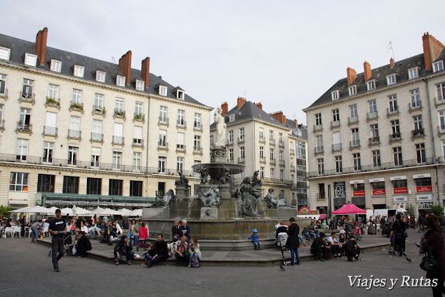 Plaza Royale, Nantes