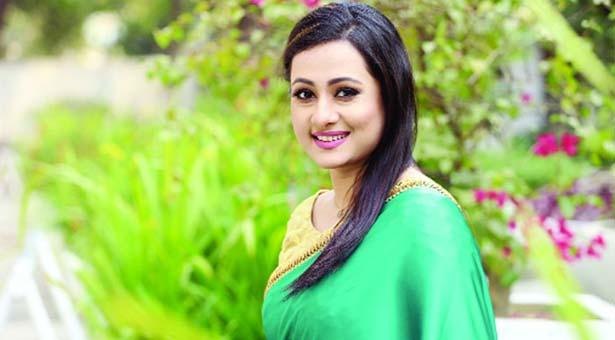 Purnima has acted in a web film for the first time