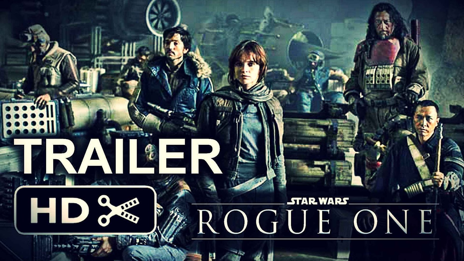 Rogue One (2016) English 720p & 1080p Blu-Ray Download
