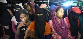 فرنسا تطالب بورما بضمان الحقوق السياسية للروهينغا