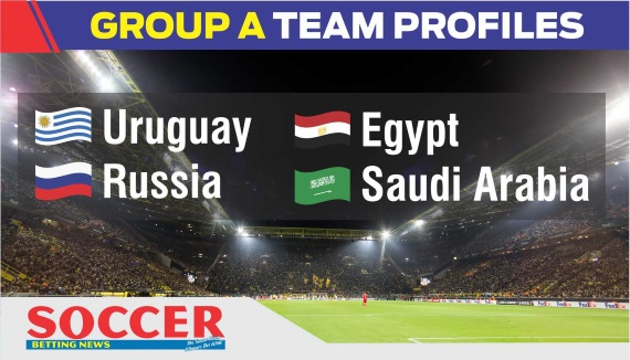 2018 WORLD CUP: Group A Team Profiles