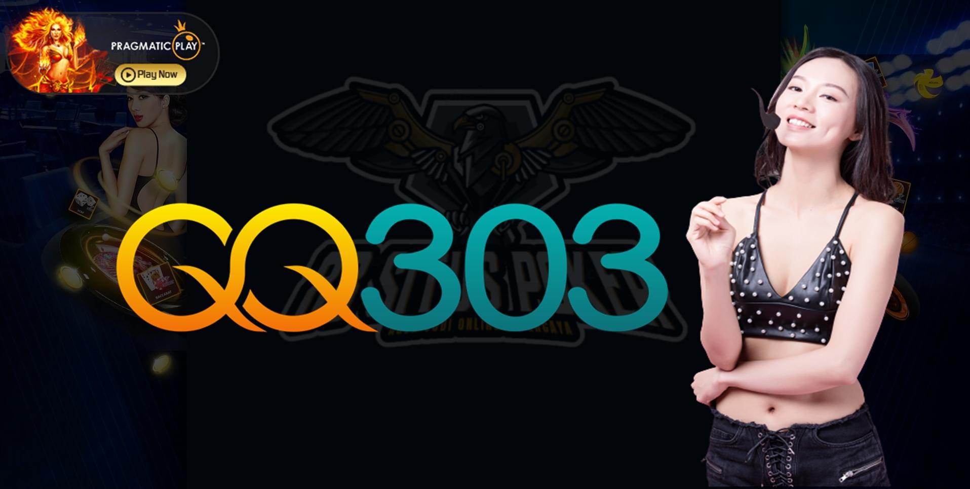 QQ303 Situs Judi Slot Online & Deposit Pulsa Tanpa Potongan