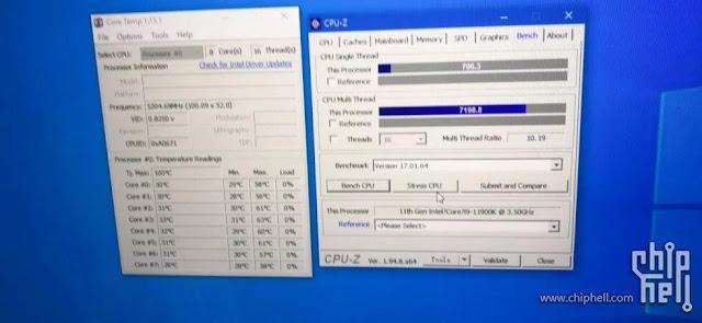 Intel-Core-i9-11900K-CPU-Z-Score