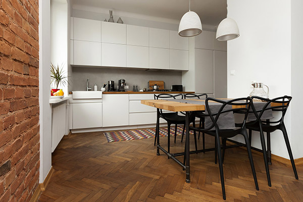 Ukuran Minimal dan Idealnya Kitchen Set