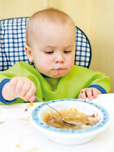 falta de apetito causas en ninos