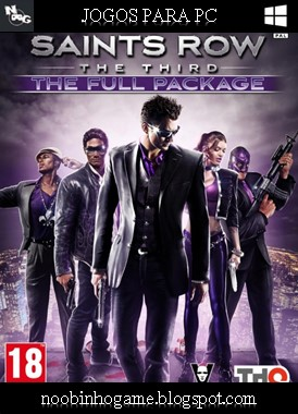 Download Saints Row The Third PC