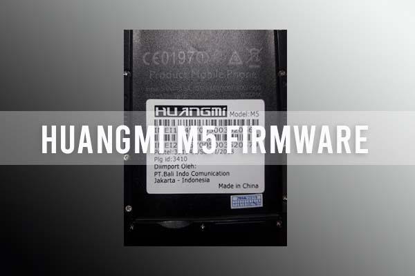 huangmi m5 firmware