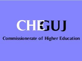 CHEGUJ Recruitment 2021