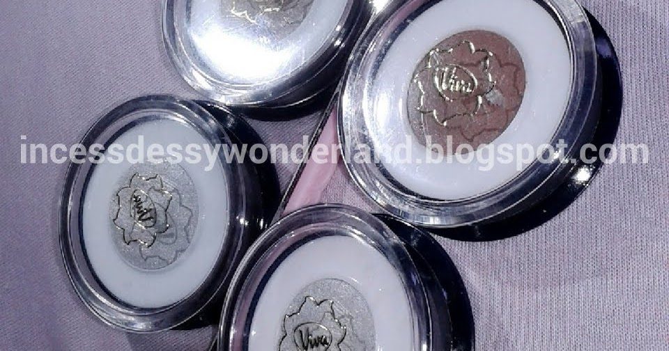 Dessy Journal REVIEW Viva Eye Shadow Cream Coklat Amp Silver