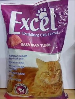 Review Makanan Untuk Kucing Merk Excel