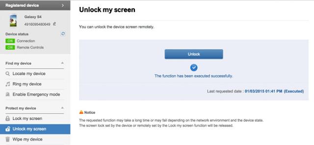 Cara Membuka Hp Samsung yang Terkunci Password 2