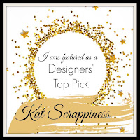 Designer's Top Pick at Kat Scrappiness